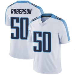 Derick Roberson Tennessee Titans Youth Limited Vapor Untouchable Nike Jersey - White